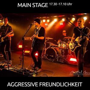 Aggressive Freundlichkeit ist eine Punk-Band aus Papenburg mit deutschen Texten!
