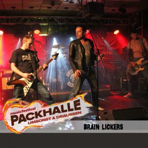 Brain Lickers mit Rock & Roll/Punkrock aus Meppen auf der MAIN STAGE!