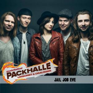 Jail Job Eve mit Bluesrock aus Osnabrück auf der MAIN STAGE!