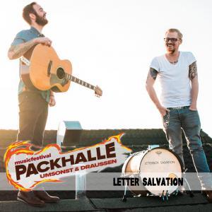 Letterbox Salvation mit Folkrock/Acoustic Rock aus Oldenburg auf der SIDE STAGE!