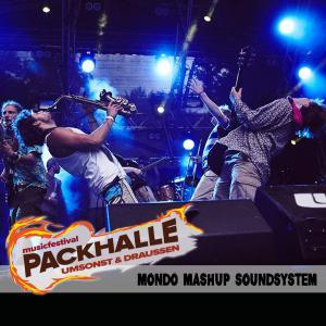Mondo Mashup Soundsystem mit Funk, Hip Hop, Ska, Punk, Rock aus Krefeld