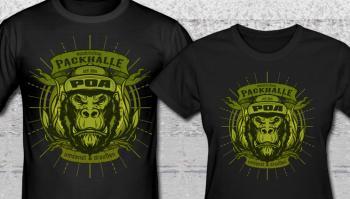 Nur kurze Zeit: Das POA-Gorilla-Shirt!!!