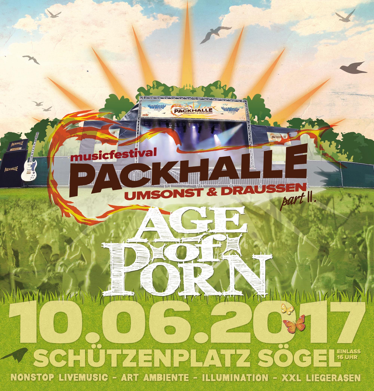 Age Of Porn Aus Hamburg Auf Unserer Green Side Stage